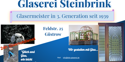 Glaserei Steinbrink - 24h Glasnotdienst in Güstrow