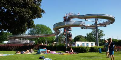 Freischwimmbad in Seligenstadt