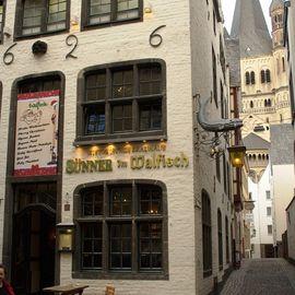 Brauhaus Sünner Im Walfisch in Köln