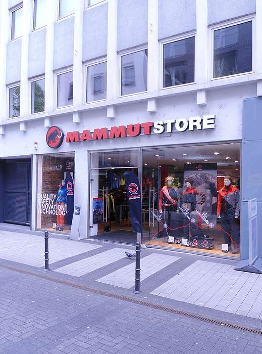 Mammut Store Köln mammut store in köln ⇒ in das Örtliche