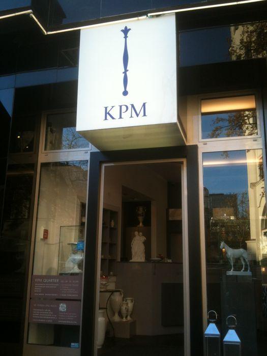 KPM - Königliche Porzellan-Manufaktur Berlin GmbH - 2 Bewertungen ...