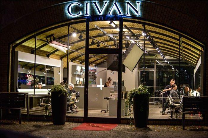 coiffeur civan gmbh - 4 bewertungen - berlin charlottenburg