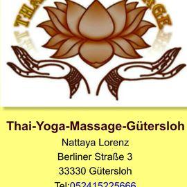 Thai Yoga Massage Gütersloh in Gütersloh