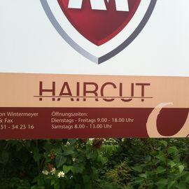 Bild zu Haircut Inh. Marion Wintermeyer Friseur in Paderborn