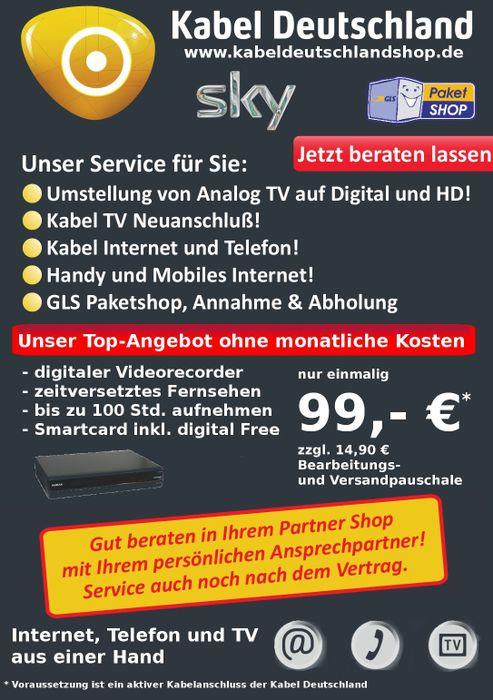 Kabel Deutschland Partnershop - 1 Bewertung - Celle Heese ...