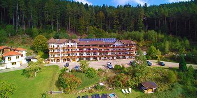 Wellneßhotel Baslerhof an Schlosswald in Lauterbach im Schwarzwald