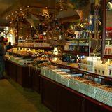 Café Niederegger in Lübeck