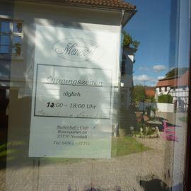 Marienhof-Café in Neustadt in Holstein