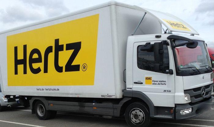 Hertz Autovermietung Aktie