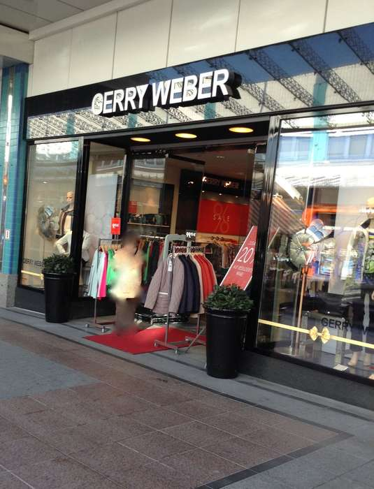 bilder und fotos zu house of gerry weber in chemnitz r hrsdorf ringstr. Black Bedroom Furniture Sets. Home Design Ideas
