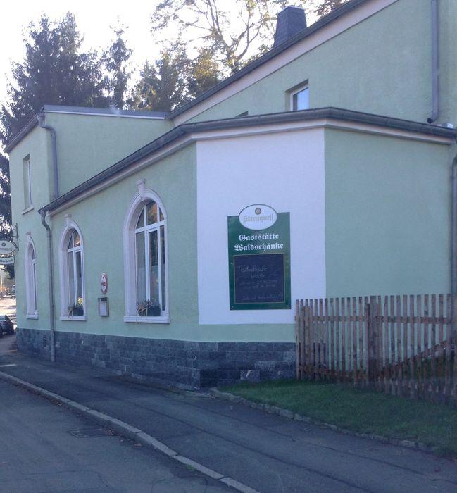 Bilder und Fotos zu Waldschänke in Pöhlau Stadt Zwickau, Pöhlauer Straße