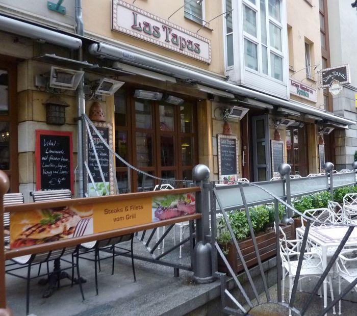 Restaurant Las Tapas 26 Bewertungen Dresden Innere Altstadt