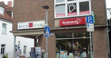 Buchstabe in Neustadt in Holstein