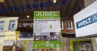 Buchhandlung Das Druckwerk in Bad Segeberg
