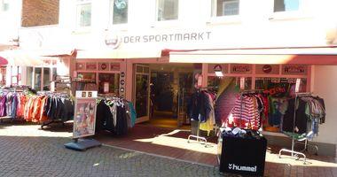 Der Sportmarkt in Neustadt in Holstein