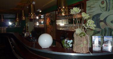 Bar in der Stadthalle Oelsnitz in Oelsnitz im Erzgebirge