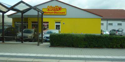 Netto Marken-Discount in Hohndorf bei Stollberg im Erzgebirge