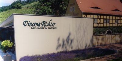 Weingut Vincenz Richter in Meißen