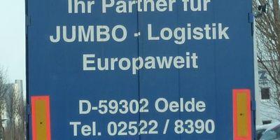 Rosner Logistik GmbH in Oelde