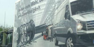 Volkswagen Original Teile Logistik GmbH & Co. KG Vertriebszentrum Brandenburg in Ludwigsfelde