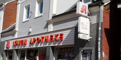 Löwen-Apotheke in Bad Segeberg