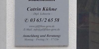 PFIFFIKUS Schülernachhilfe , Catrin Kühne in Gera