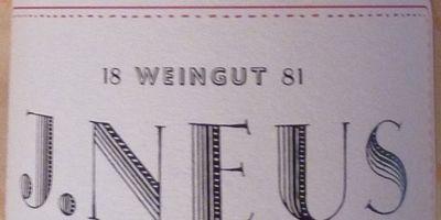 J. Neus Weingut seit 1881 GmbH & Co.KG Weingut in Ingelheim am Rhein