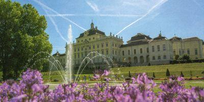 Schloss Ludwigsburg in Ludwigsburg in Württemberg