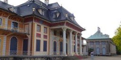 Kunstgewerbemuseum im Schloss Pillnitz in Dresden