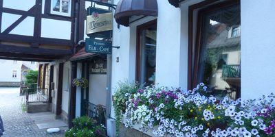 Fuhrmann's Elb-Café in Schmilka Stadt Bad Schandau