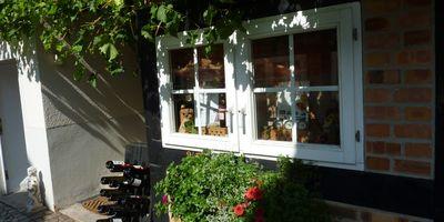 Weinhaus Schuh Weingut,Weincafe u. Pension in Sörnewitz Stadt Coswig