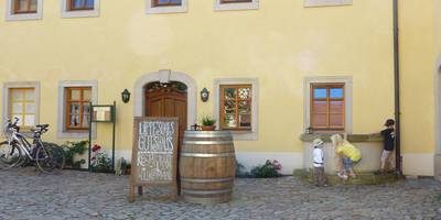 Weingut Schloß Proschwitz in Zadel Gemeinde Diera-Zehren