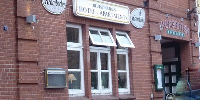 Hotel Deutsches Haus in Heiligenhafen