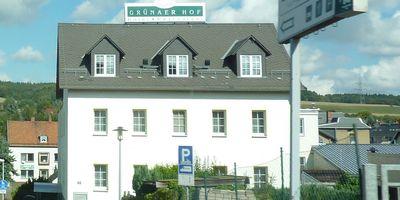 Hotel und Restaurant Grünaer Hof in Grüna Stadt Chemnitz