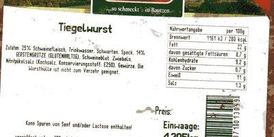 Meister`s Wurst- und Fleischwaren Bautzen GmbH in Bautzen