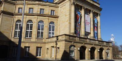 Opernhaus Chemnitz in Chemnitz in Sachsen