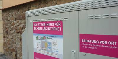 Telekom Shop Radebeul in Radebeul