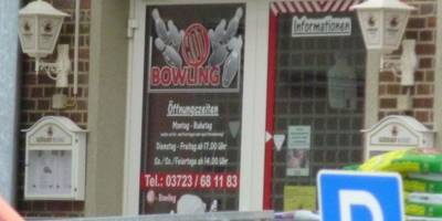 Bowlingbahn, HOT-Bowling in Hohenstein-Ernstthal