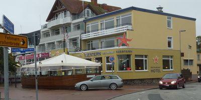 Seestern Restaurant & Hotel in Heiligenhafen