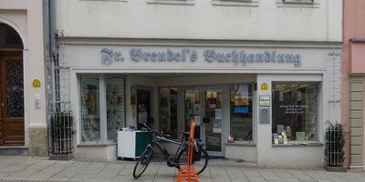 Brendels Buchhandlung Inh. Züge Rosemarie in Gera