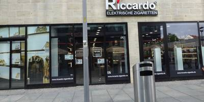 Riccardo E-Zigaretten Store in Dresden