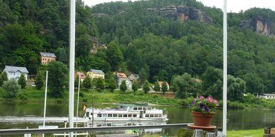 Personenschiffahrt Oberelbe in Pirna