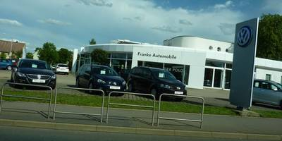 Auto Franke Automobile GmbH & Co. KG in Freiberg in Sachsen