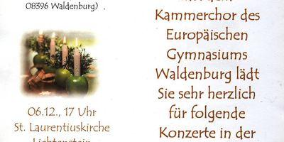Gesangverein Lichtenstein e.V. in Lichtenstein in Sachsen