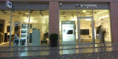 hifi.tv Galerie in Chemnitz in Sachsen