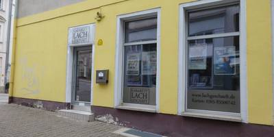 Kabarett Lachgeschäft in Gera