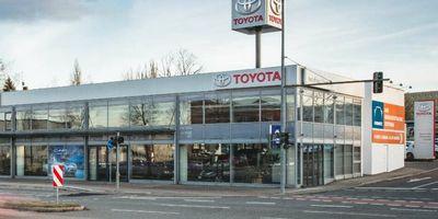 AHC Toyota Autohaus Chemnitz GmbH in Chemnitz in Sachsen