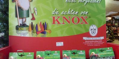 KNOX - Apotheker Hermann Zwetz Räuchermittelherstellung GmbH in Grund Stadt Wilsdruff