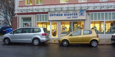 Optiker Richter in Chemnitz in Sachsen