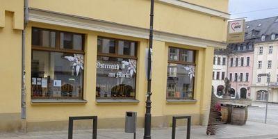 Österreich am Markt in Gera
